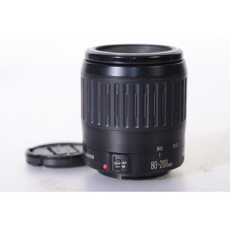 Canon EF 4,5-5,6/80-200 (Staub in den Linsen)
