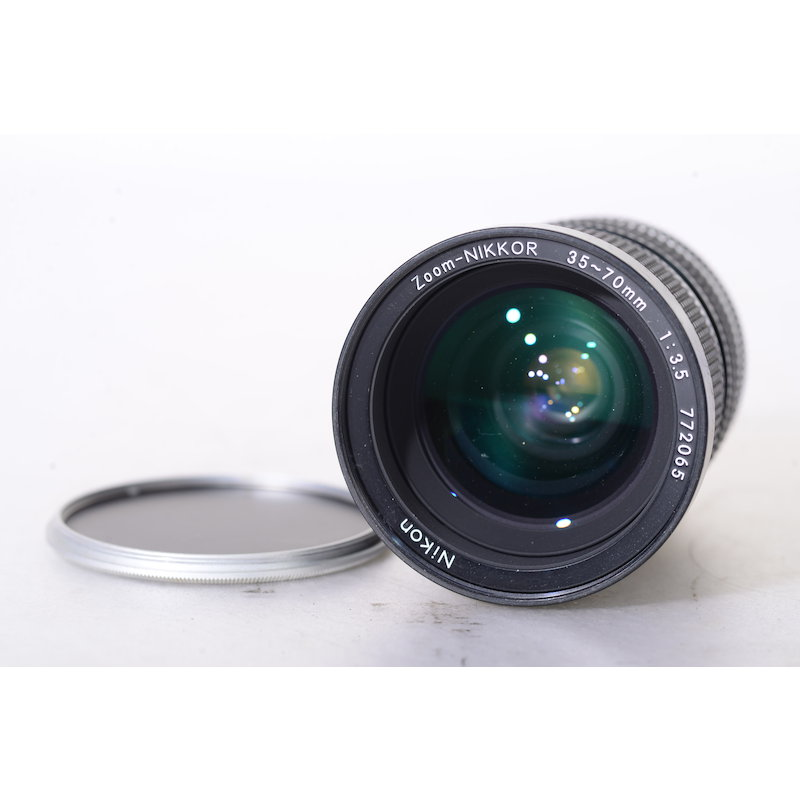 Nikon Ai 3,5/35-70 (Staub in den Linsen)