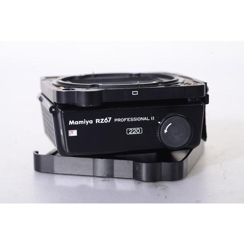 Mamiya Rollfilmkassette 220 6x7 RZ67 II