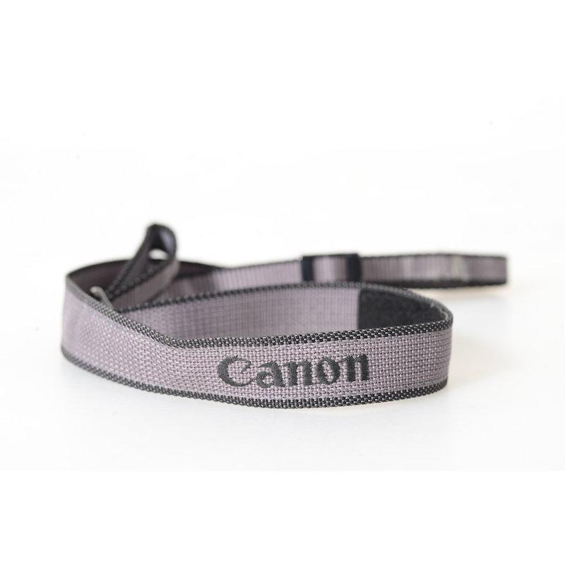 Canon Tragegurt Grau-Schwarz