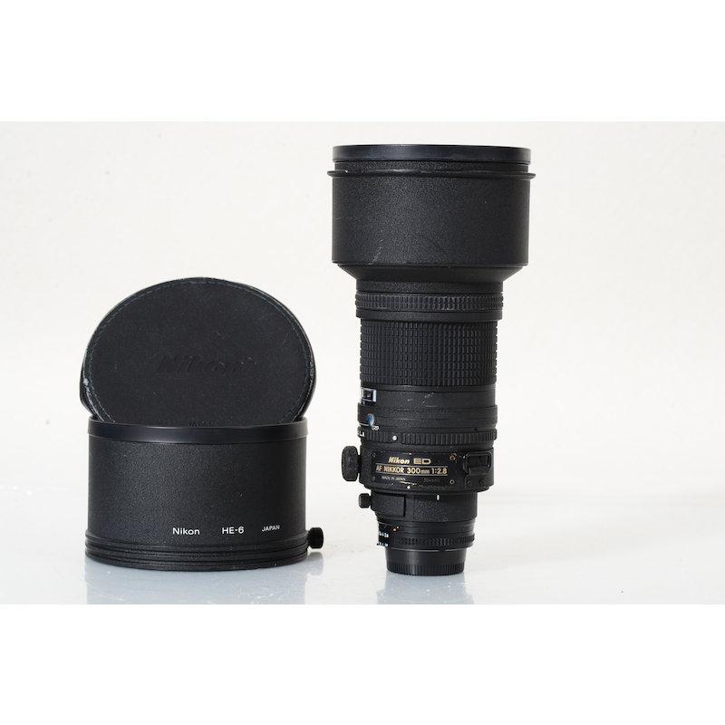 Nikon AF 2,8/300 ED