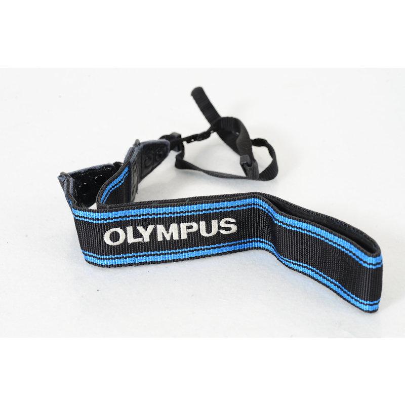 Olympus Trageriemen Schwarz/Blau