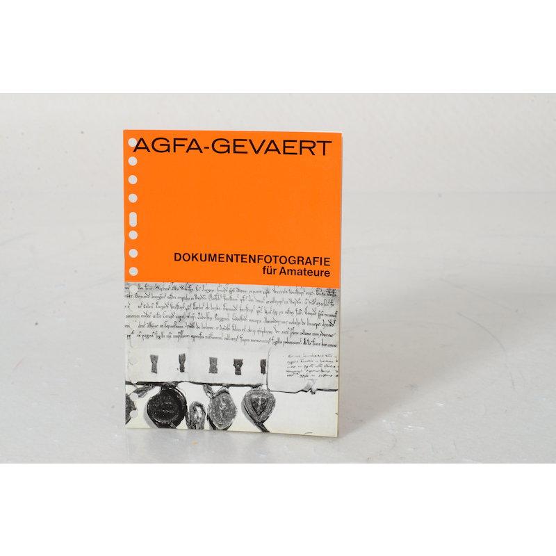 Agfa Dokumentenfotografie für Amateure